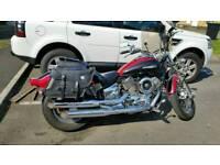 For sale yamaha dragstar 1100 classic