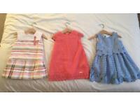 3 x Mayoral dresses - age 2
