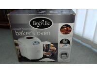 'Compact' Breadmaker Breville Baker's Oven BNIB New