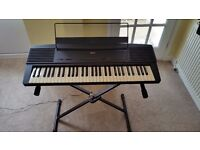 Yamaha YPR-30 portable piano with stand