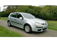 VW GOLF 1.4 S 5 DR [AC]*SILVER*HPI CLEAR*TIMING BELT CHANGED*F S HISTORY*2 KEYS*MOT & TAX*2 OWNERS