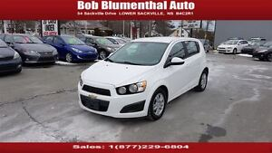 2012 Chevrolet Sonic Hatch Auto w/ AC ($43 weekly, 0 down, all-i