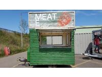 8ft x 7ft Catering Trailer - New Price!!!!