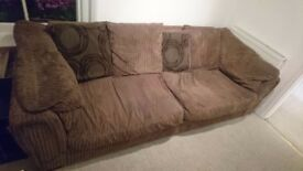 Big sofa, is what it is