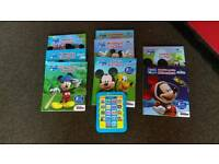 Mickey Mouse clubhouse e reader
