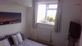 Single Rooms Fully Furnished available to local working person/contractors .