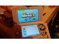 Nintendo 3ds xl new model + extras (read details)