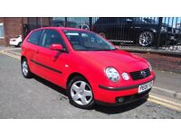 2005 Volkswagen Polo 1.4 TDI PD Sport 3dr Hatchback, Warranty, AABreakdown available £1495