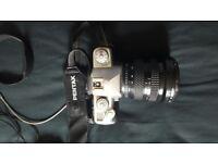 35mm Pentax MZM Camera Kit