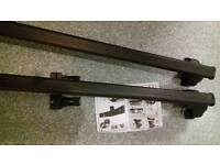 Roof bars vw golf iv 98-03 3 and 5 door