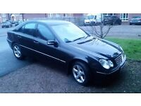 MERCEDES C200 CDi automatic Immaculate condition
