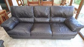 Sofas 3seater and 2 seater