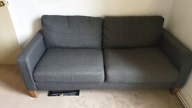 Grey Sofa by John Lewis