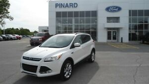 2014 Ford Escape SE 2.0L 4X4 CUIR TOIT PANO GPS CAMERA BLUETOOTH