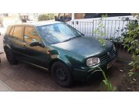 Selling my pride and joy VW Golf 1.9 TDI in good condition