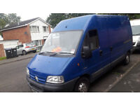 2006 CITROEN RELAY LONG WHEEL BASE HIGH ROOF LOW MILLAGE FOR SALE