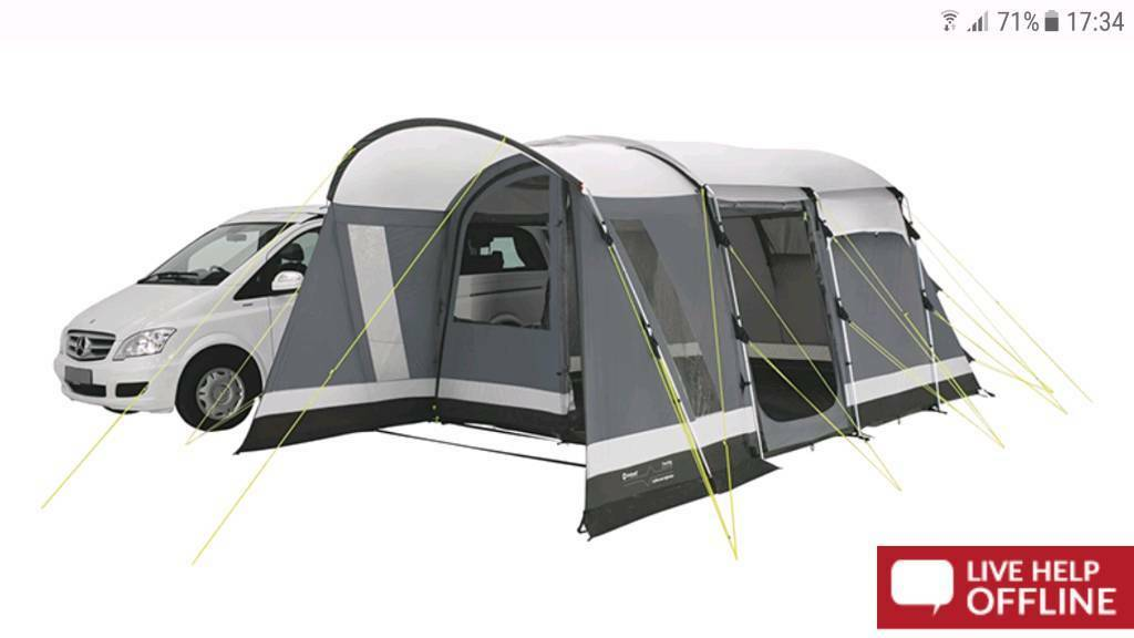 Outwell california highway awning tent t4 t5 vw   in ...