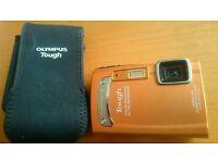 Olympus TG-310 digital waterproof camera