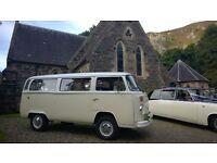 VW Campervan for Weddings (entire business)