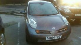 For sale Nisan Micra only 87000 mile done