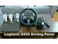 Logitech G920 bundle