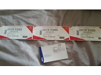 justin bieber tickets cardiff June 30th standing