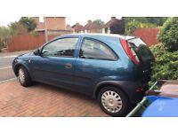 Vauxhall Corsa 1.2l - 3 door for sale