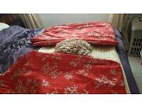 Curtains 2 sets - REDUCED IN PRICE
