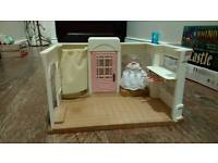 Sylvanian wedding dress boutique shop