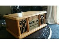 Record player vintage cd player tape deck,