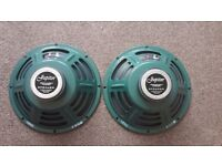 "Jupiter 10SC 10"" Guitar Speakers"