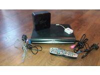 Sky+HD Recordable Box + Sky hdmi + Remote