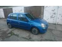 2004 Renault Clio Authentique 1.5 DCi