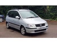 2006 Hyundai Matrix 1.6 Auto, Cheap Reliable car With New MOT, Priced to sell.