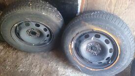 Winter Tyres 175/80/r14