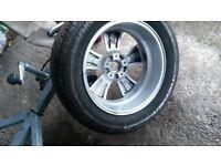 Kia Alloys & Tyres