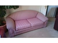 High quality sofa bed, makes a very comfortable sofa and bed.