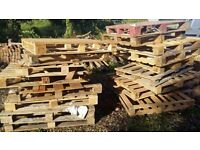 Wood pallets - Torpoint