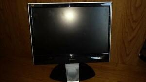 19-Inch ViewSonic VX1935wm TFT LCD Widescreen Monitor (Black)