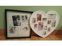 2 x New Picture Frames