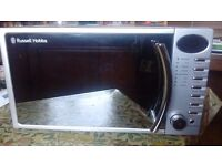 Russel Hobs microwave