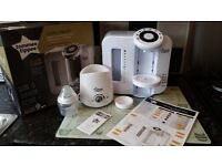 Tommee Tippee Perfect Prep & Bottle Warmer