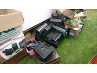 Job lot of electrical items spares repairs