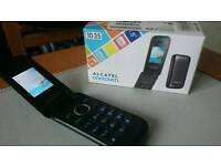 Alcatel OneTouch mobile phone as new