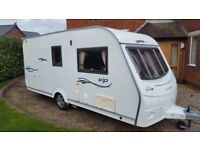 CARVAN 2009 Coachman 460/2 VIP 2 Berth with Motor Mover and Awnings