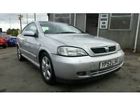 2003 (53) Vauxhall Astra Bertone Coupe 1.8**PX TO CLEAR, 12 MONTHS MOT, LOADS OF HISTORY**
