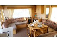 2 Bedroom Cheap Static Caravan for Sale, Camber Sands, East Sussex, Pet Friendly, With Beach Access