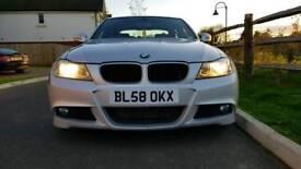 BMW 320D MSPORT FACELIFT LCI