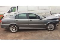 Jaguar x type 2.0 diesel manual parts 2004 year