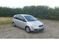2006 Ford Focus C-Max 1.8 TD Ghia * Full History * Top Spec - Full Leathers * Mechanically Superb *